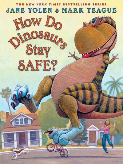 How Do Dinosaurs Stay Safe? (HC)