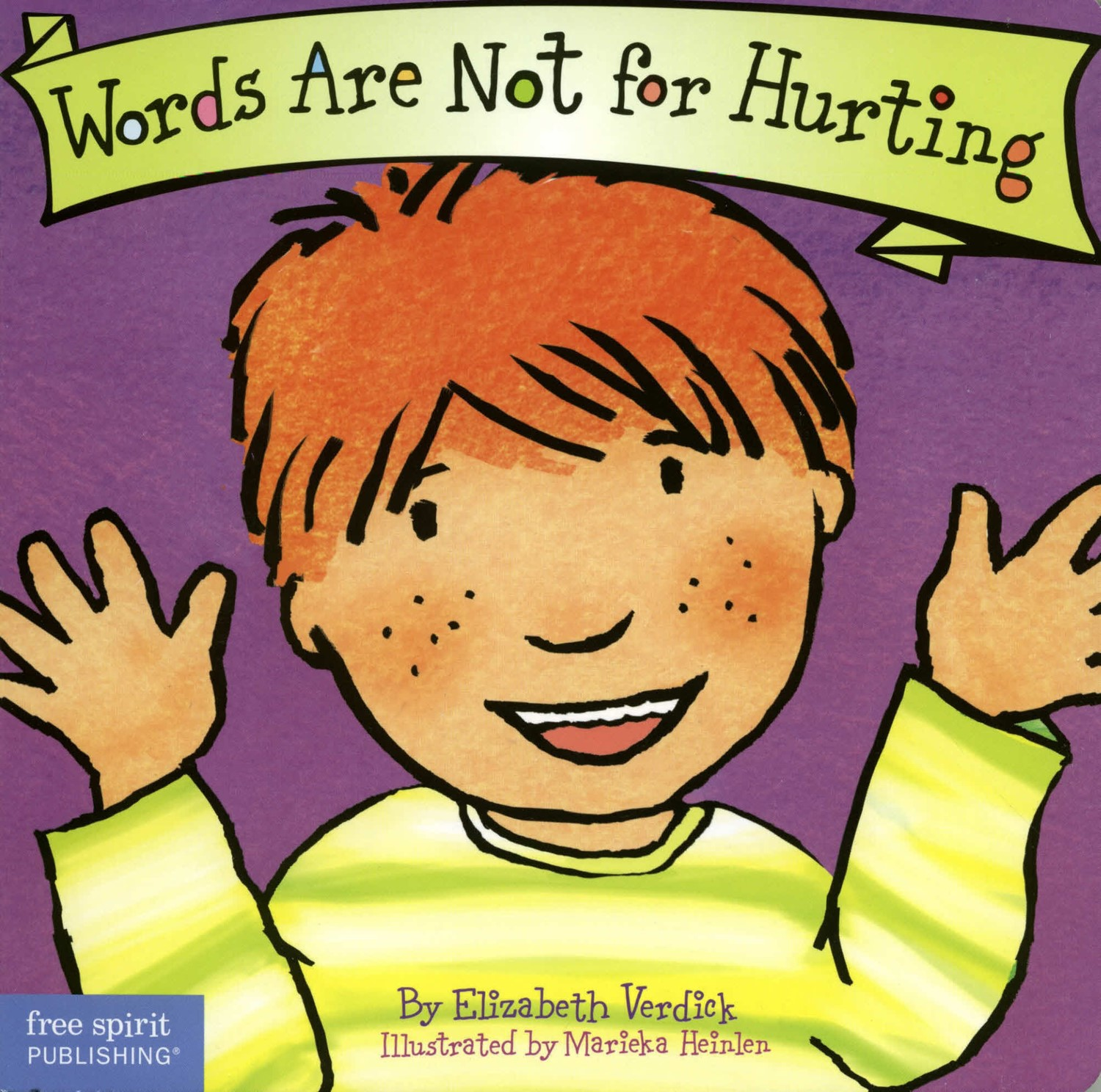 Words Are Not for Hurting (BD)