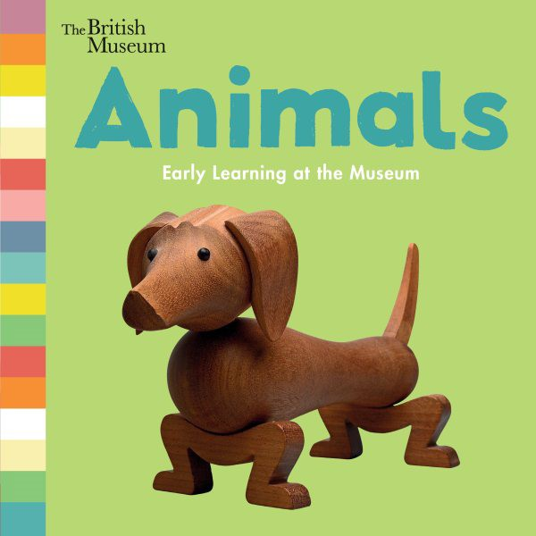Animals: Early Learning at the Museum (BD)