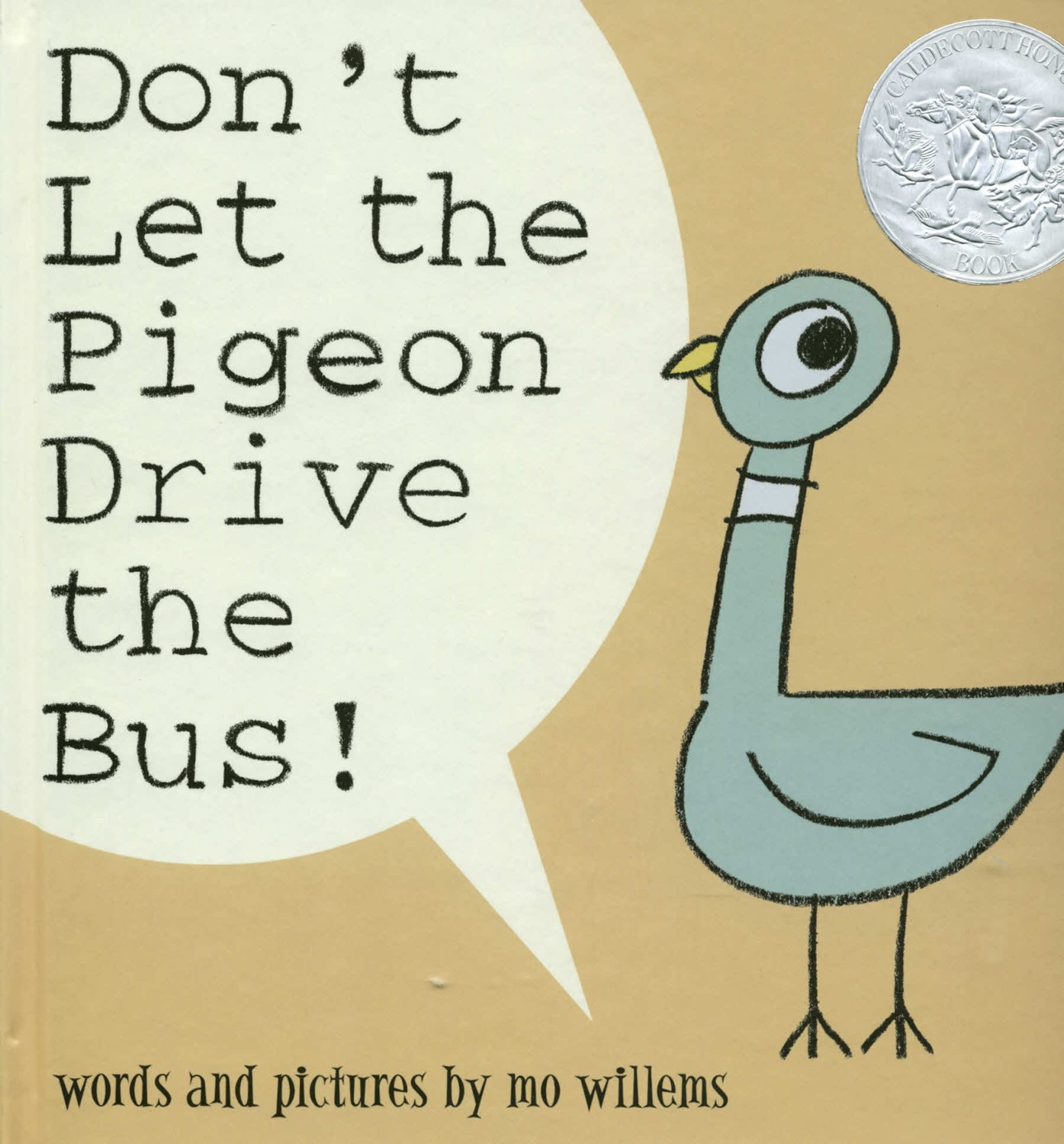 Don't Let the Pigeon Drive the Bus (HC)