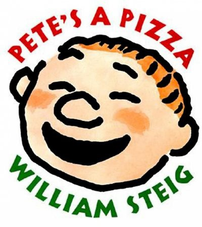 Pete's a Pizza (HC)