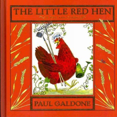 The Little Red Hen (POB)