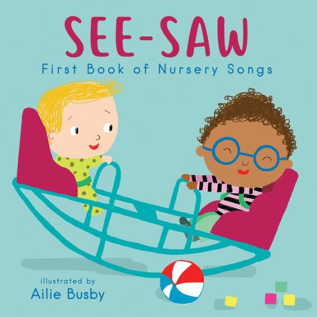 See-Saw: First Book of Nursery Songs (BD)