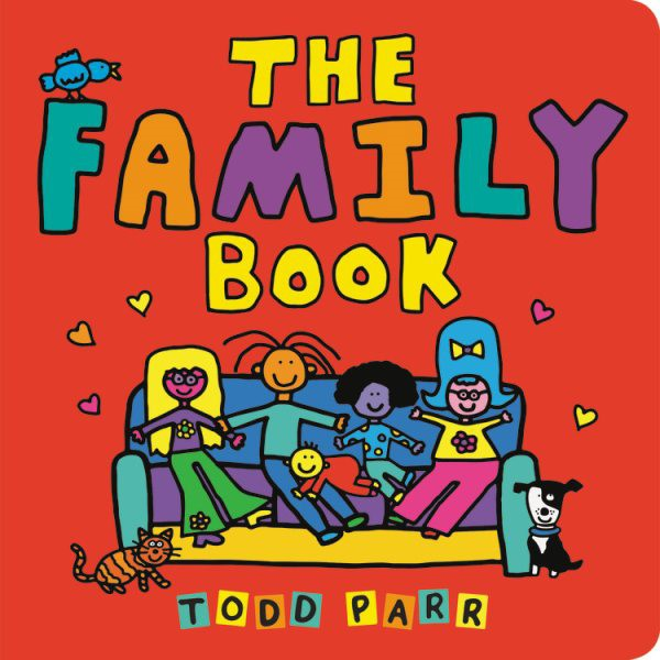 The Family Book (BD)