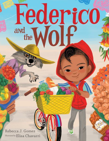 Federico and the Wolf (HC)