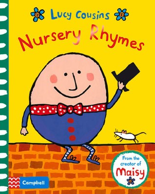 Lucy Cousins Nursery Rhymes (BD)