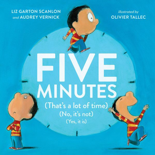 Five Minutes: (That's a Lot of Time) (No, It's Not) (Yes, It Is) (HC)