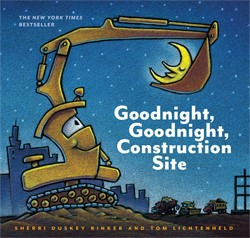 Goodnight, Goodnight, Construction Site (HC)