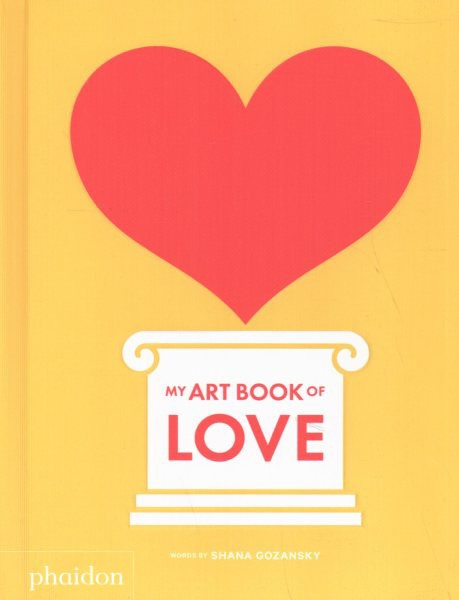 My Art Book of Love (BD)