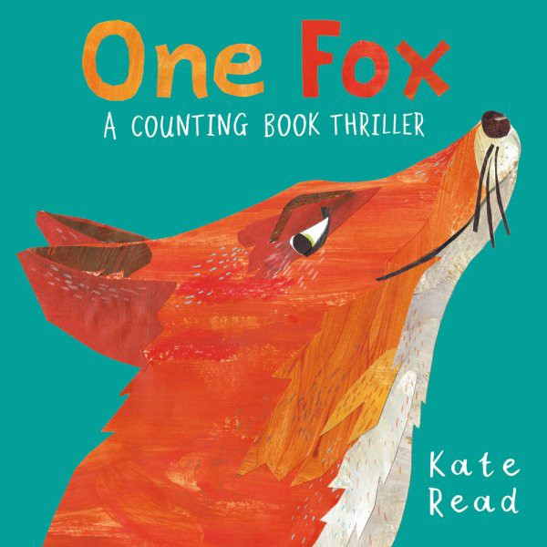 One Fox: A Counting Book Thriller (HC)