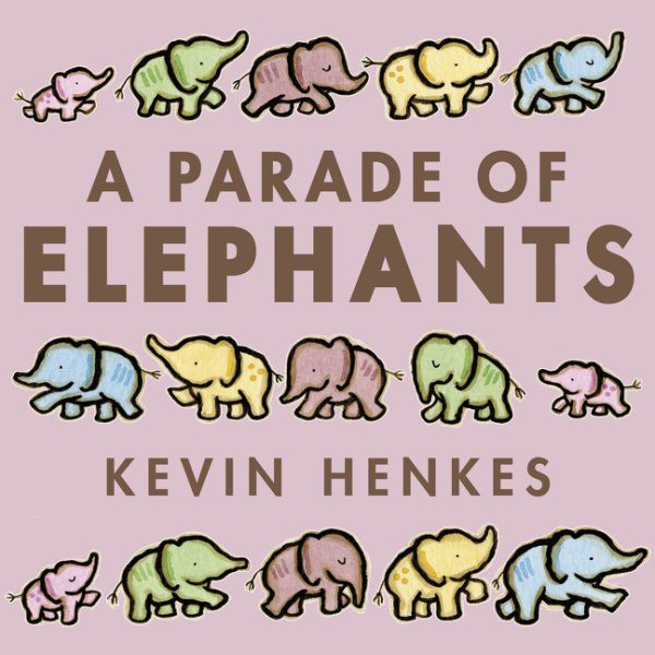 A Parade of Elephants (HC)