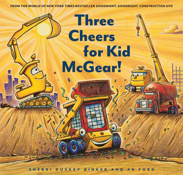 Three Cheers for Kid McGear! (HC)