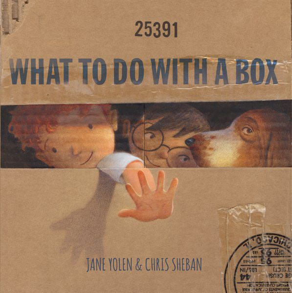 What to Do With a Box (BD)
