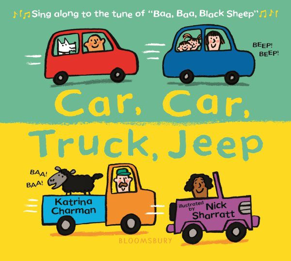 Car, Car, Truck, Jeep (BD)