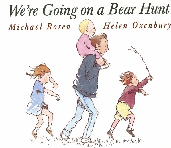 We're Going on a Bear Hunt (BD)
