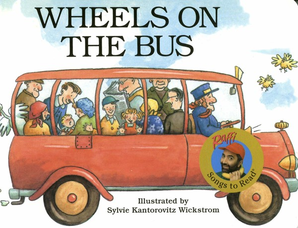 The Wheels on the Bus (BD)