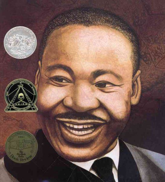 Martin's Big Words: The Life of Dr. Martin Luther King, Jr. (HC)