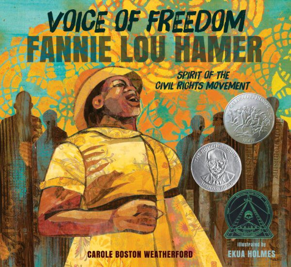 Voice of Freedom: Fannie Lou Hamer: Spirit of the Civil Rights Movement (HC)