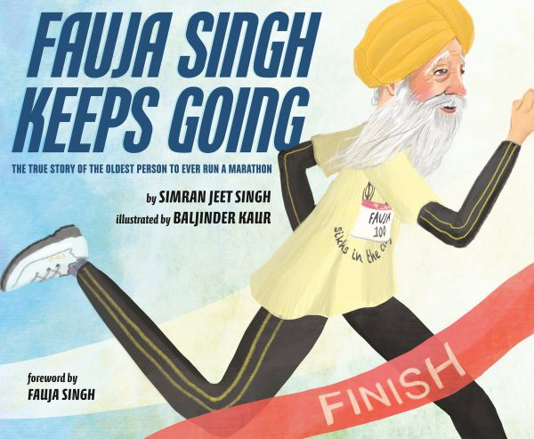 Fauja Singh Keeps Going (HC)