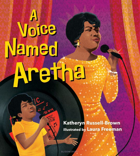 A Voice Named Aretha (HC)