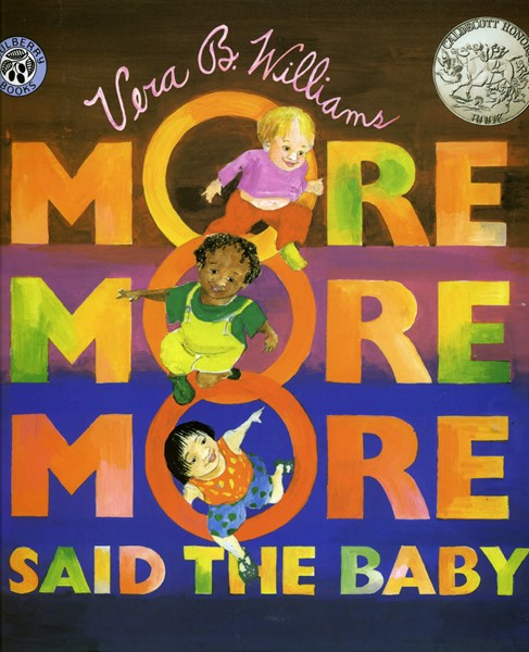 More More More, Said the Baby (HC)