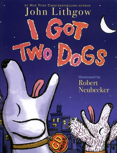 I Got Two Dogs (HC/CD)