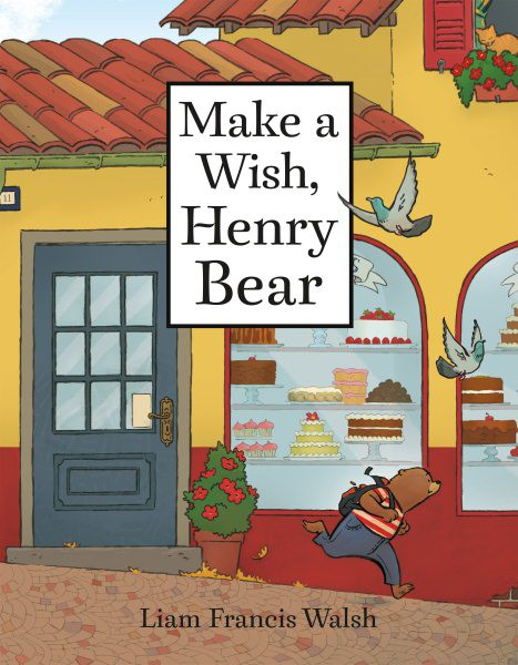 Make a Wish, Henry Bear (HC)