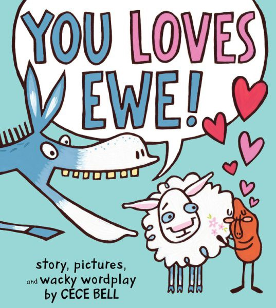 You Loves Ewe! (HC)