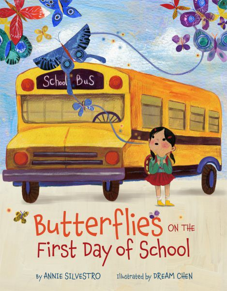 Butterflies on the First Day of School (HC)