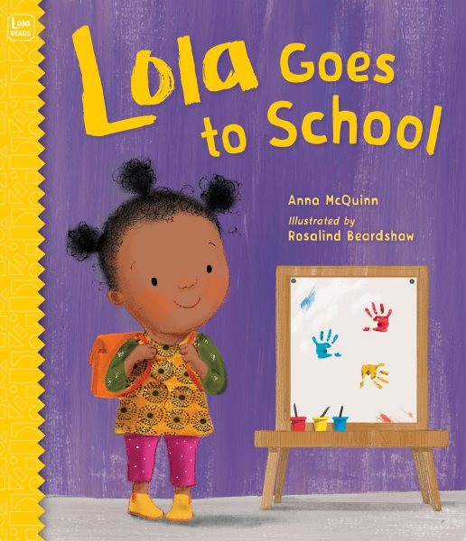 Lola Goes to School (HC)