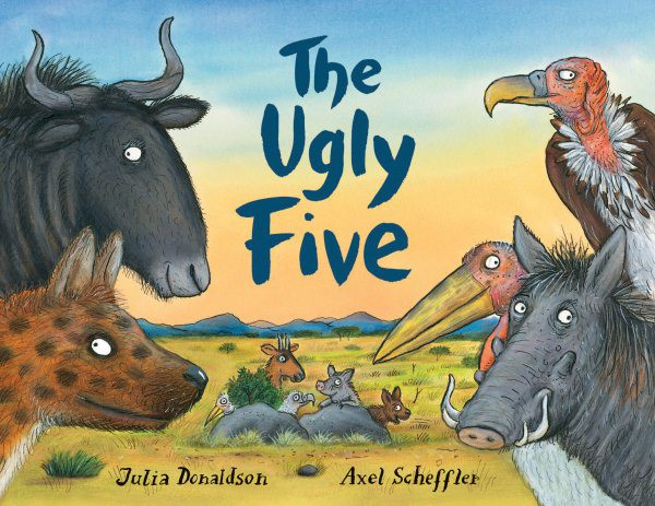 The Ugly Five (HC)