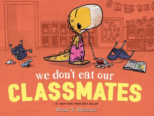 We Don't Eat Our Classmates (HC)