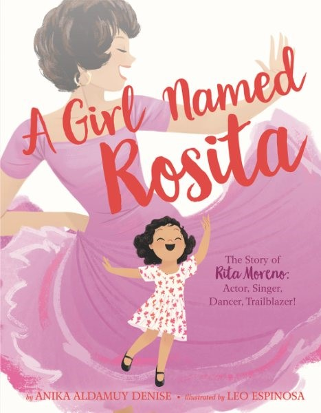 A Girl Named Rosita (HC)