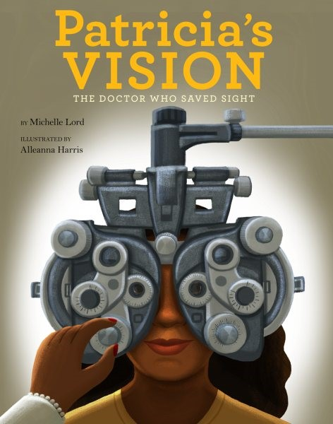 Patricia's Vision: The Doctor Who Saved Sight (HC)